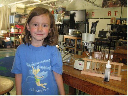 Riley - EHGEMS Scientist of the Week!